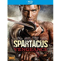 Spartacus: Vengeance - The Complete Second Season [Blu-ray]