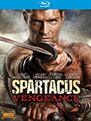 Spartacus: Vengeance [Blu-ray]
