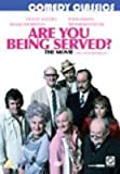 Are You Being Served?: The Movie [DVD]