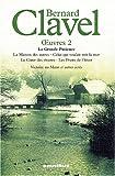 echange, troc Bernard Clavel - Oeuvres, tome 2