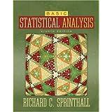 Basic Statistical Analysis (8th Edition) ~ Richard C. Sprinthall