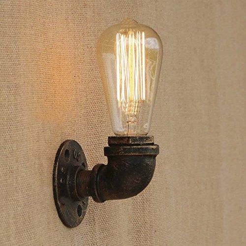 BAYCHEER-Industrie-Wandlampe-Editon-Wandleuchte-Steampunk-Rohr-Jahrgang-E27-220-240V-Kuechenlampe-Schlafzimmerlampe