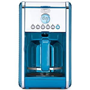 Amazon.com: Bella Linea Collection 12-Cup Coffee Maker - Blue: Kitchen