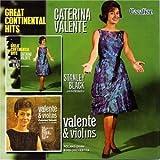echange, troc Caterina Valente - Great Continental Hits - Valente & Violins