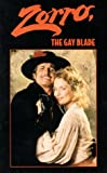 Zorro the Gay Blade [VHS]