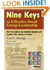 Nine Keys to Effective Small Group Leadership