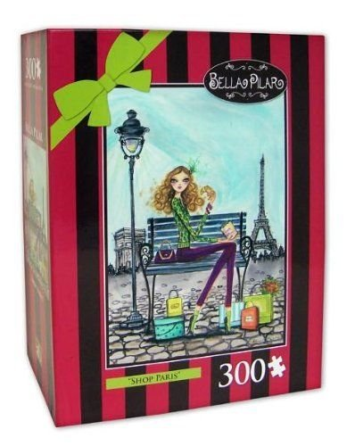 Bella Pilar - 300 Pc Puzzle - Shop Paris