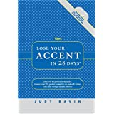 Lose Your Accent in 28 Days (CD-ROM for Windows, Audio CD, and Workbook) ~ Judy Ravin