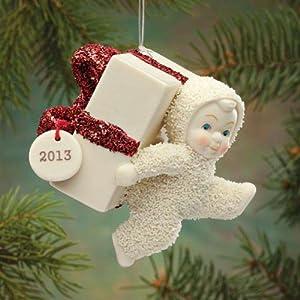 SNOWBABIES 2013 Christmas Ornament