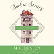 Back in Society: The Poor Relation Series, Book 6 | M. C. Beaton writing as Marion Chesney