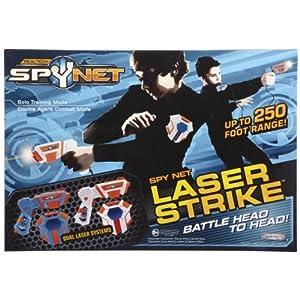 Spy Net: Spy Strike Laser Dueling System