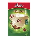 Melitta-ORIGINAL-40-Filtres--caf-1x6-brun