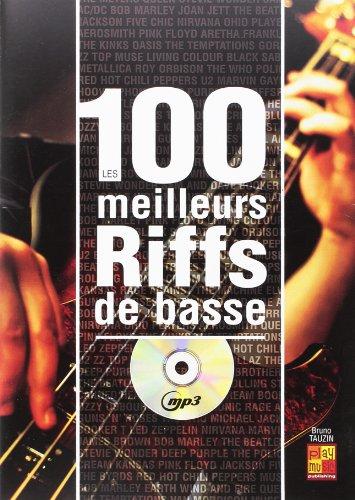 tauzin-bruno-100-meilleurs-riffs-basse-bass-guitar-book-cd