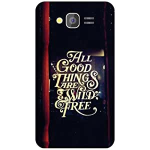 Printland All Good Things Phone Cover For Samsung Galaxy Grand I9082