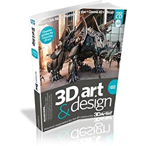 3D Art & Design Vol. 2 (3D Art & Design)