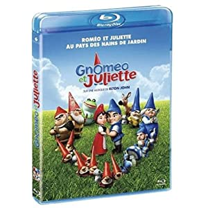 Gnomeo et Juliette [Blu-ray]