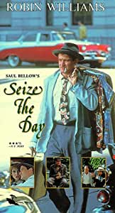 Amazon Com Seize The Day Vhs Robin Williams Richard B
