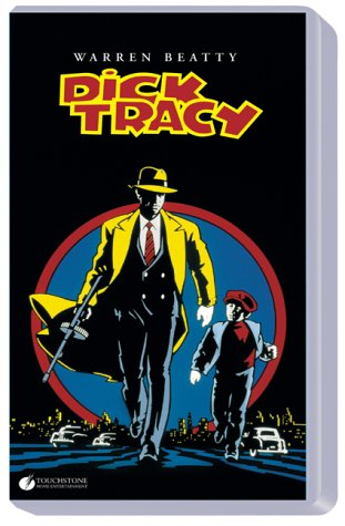 Dick Tracy [VHS]