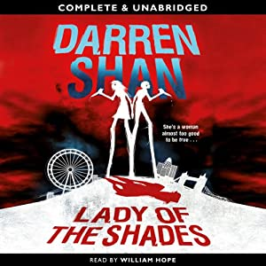 Lady of the Shades Audiobook