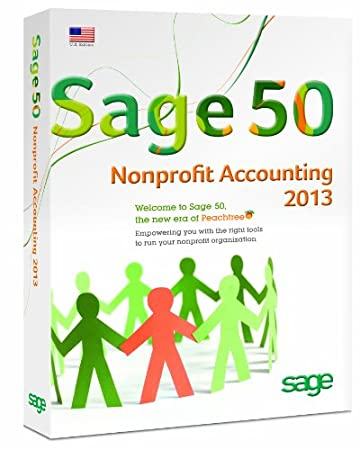 Sage 50 Premium Accounting for Non-Profits 2013