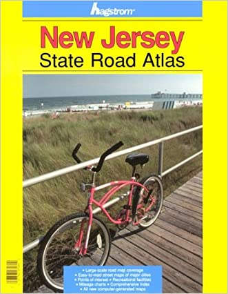 State Road Atlas for New Jersey