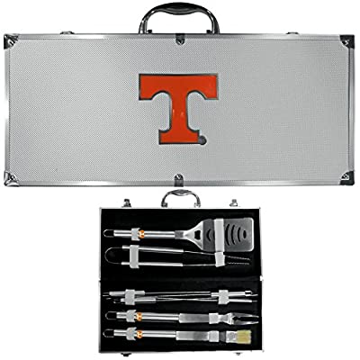 Tennessee Volunteers Ncaa 8pc Bbq Tools Set