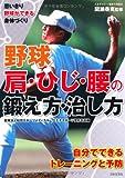 野球 肩・ひじ・腰の鍛え方・治し方