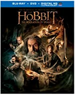 The Hobbit: The Desolation of Smaug (Blu-ray + DVD + Digital HD UltraViolet Combo Pack) by New Line Home Video