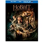 [US] The Hobbit: The Desolation of Smaug (2013) [Blu-ray + DVD + UltraViolet]