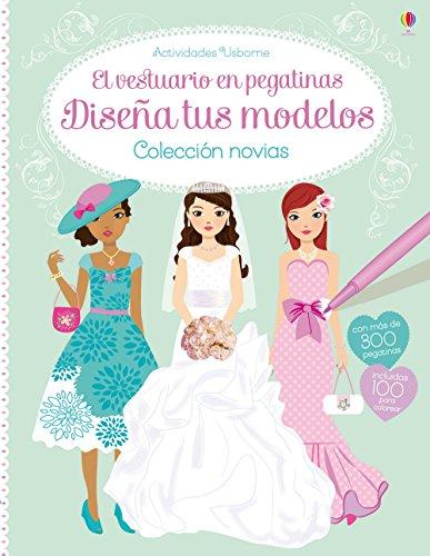 Diseña Tus Modelos, Colección Novias. El Vestuario En Pegatinas