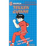 Tekken Chinmi, Tome 11 : Ryûkaï, l'homme de fer