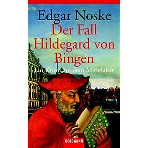 eBook Cover für  Der Fall Hildegard von Bingen Ein Krimi aus dem Mittelalter