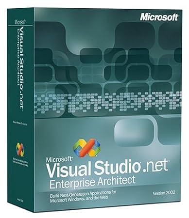 Microsoft Visual Studio .NET Enterprise Architect 2002 [Old Version]