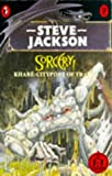 Khare: Cityport of Traps (Puffin Adventure Gamebooks) (0140318089) by Jackson, Steve