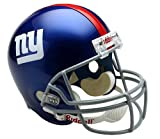 NFL New York Giants Deluxe Replica Football Helmet