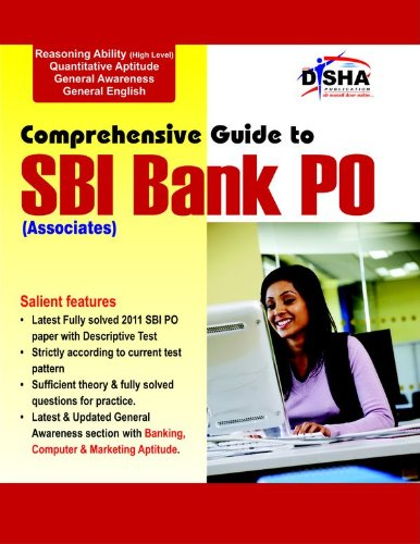 Comprehensive Guide to SBI (Associates) Bank PO Exam (Old Edition)