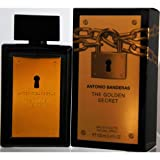 Antonio Banderas The Golden Secret Eau De Toilette Spray 100ml