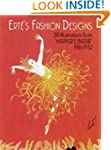Erte's Fashion Designs