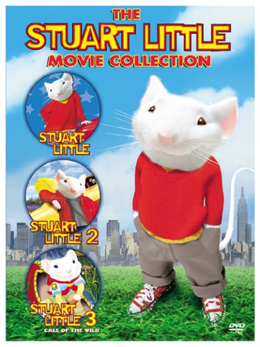 Stuart Little Movie Collection JungleDealsBlog.com