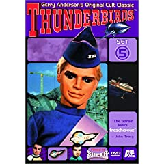 Thunderbirds - Set 5 by