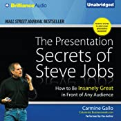 The Presentation Secrets of Steve Jobs: How to Be Insanely Great in Front of Any Audience | [Carmine Gallo]