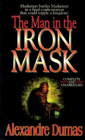 Man in the Iron Mask, ALEXANDRE DUMAS