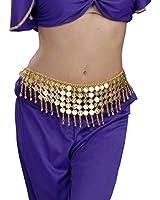 Forum Novelties Women's Desert Princess Coin Belt