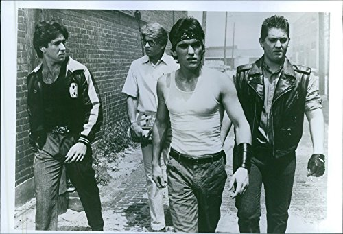 vintage-photo-of-a-photo-of-actors-from-left-nicholas-cage-vincent-spano-matt-dillon-and-christopher
