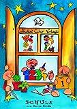 Window-Color-Vorlage: Window Color Schule Vorlage