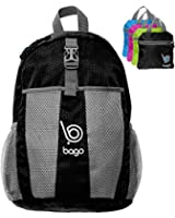 Travel Backpack Daypack - Lightweight Traveling Packable Handy Air Hero- 7oz 25L