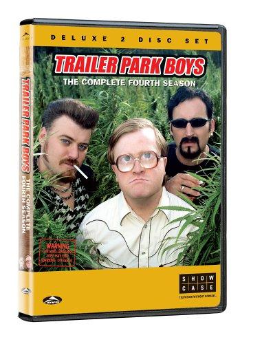Trailer Park Boys: The Complete Fourth Season (Trailer Park Boys Tv compare prices)