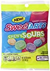 SweeTARTS Chewy Sours Peg Bag 3.5 Ounce Pack of 12