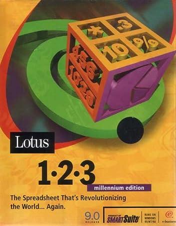 Lotus 1-2-3 Release 9 Millennium Edition