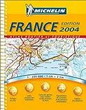 echange, troc Atlas routiers et touristiques Michelin - Atlas routiers : France, N° 20097 (A4 spirale)